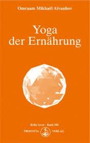 Buchcover der Yoga der Ernährung www.gesundheitsjournalistin.ch