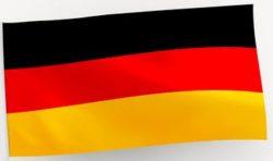 Deutsche Flagge www.gesundheitsjournalistin.ch