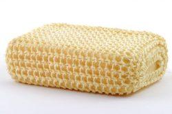 Plastik-Alternativen: Schwämme aus Sisal sind ein prima Ersatz für Schwämme aus Kunststoff.