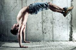 Tänzer, ein Beispiel für kinästhetische Intelligenz www.gesundheitsjournalistin.ch