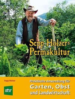 Buchcover Permakultur Sepp HOlzer