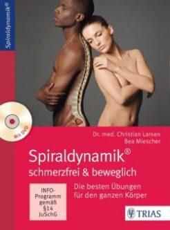 Buchcover Spiraldynamik schmerzfrei & beweglich