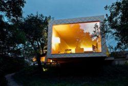 Holz100-Haus von Erwin Thoma, www.gesundheitsjournalistin.ch