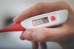 Fieber, eine potente Waffe gegen Viren