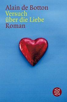 Buchtipp: Versuch in Liebe von Alain de Botton