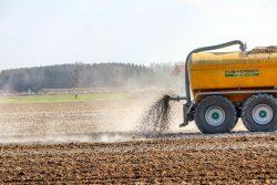 Landwirtschaft verursacht Feinstaub